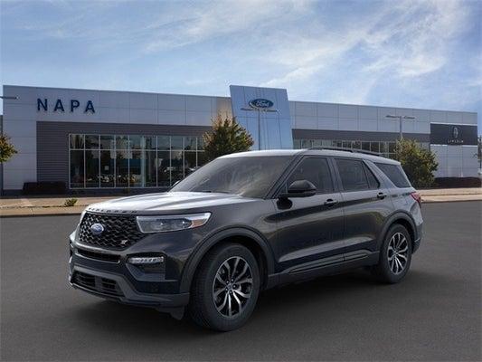 New Ford Explorer >> 2020 Ford Explorer St